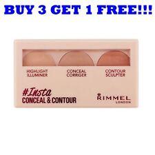 Rimmel Concealer Insta Conceal and Contour Pallet 8.4g Light 010