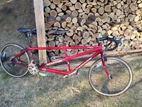 Cannondale RT-3000 Tandem Ultegra XTR Large/Small