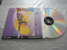 MAGIC JOHNSON - ALWAYS SHOWTIME Laserdisc LD  laser disc    TBE