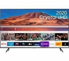 "SAMSUNG UE43TU7100KXXU 43"" Smart 4K Ultra HD HDR LED TV - Currys"