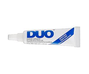 DUO False Eyelash Adhesive 0.5 oz/14 g White / Clear *NEW* Dries Invisibly