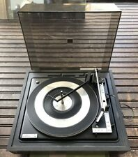 Vintage Fisher Record Player w/ Plastic Cover Model C20