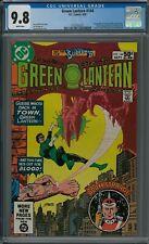 GREEN LANTERN #144 CGC 9.8 (9/81) DC Comics white pages