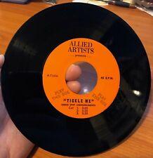 """ELVIS PRESLEY ~ """"TICKLE ME"""" ~ United Artists Radio spots ~ MEGA RARE ~ MINT~"""