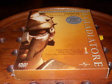 Il Gladiatore - Extended Special Edition (3 dvd)  Dvd ..... Nuovo