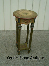 60009 Decorator  Powell Furniture Plant Pedestal Stand Table Nightstand