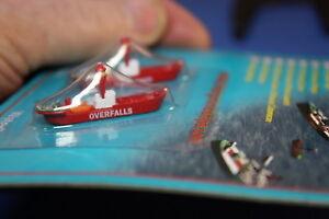 Bargain USA Nantuckett & Overfalls Lightship models from Triang Minic ships