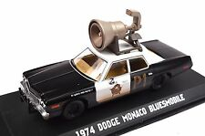 Dodge Monaco s Bluesmobile 1974 Blues Brothers 1:43 Greenlight 86423