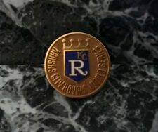 1980 MLB Kansas City Royals World Series Press Pin