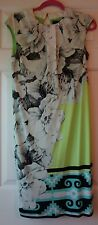 CLASS ROBERTO CAVALLI WOMEN'S DRESS sz. US 8 10  IT 44 MADE IN ITALY