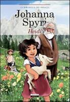 Heidi di Johanna Spyri Libro Nuovo Crescere Edizione