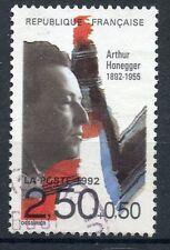 STAMP / TIMBRE FRANCE OBLITERE N° 2750 ARTHUR HONEGGER