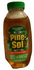 Pine Sol Multi Surface Cleaner Kills 99% Germs 9.5oz (up to 5 gallons) NEW