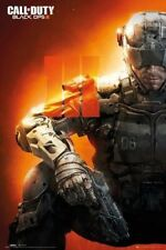 CALL OF DUTY ~ BLACK OPS III ORANGE SOLDIER 24x36 VIDEO GAME POSTER 3 NEW/ROLLED