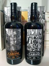 """Rum  Caroni  """"The Last""""  23 y.o. 61,9% vol.- Caroni 1996 """"Tasting Gang"""" 23 --"""