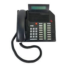 Nortel Meridian M2616 Display Business Office Telephone Black