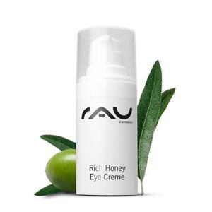 RAU Rich Honey Eye Cream 15 ML For Fresh And Radiant Eye Area
