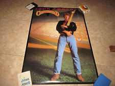 VINTAGE JOHN FOGERTY CENTERFIELD 26X28 PROMOTIONAL POSTER PROMO CREEDENCE