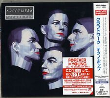 KRAFTWERK-TECHNO POP-JAPAN CD C94