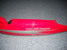 Right rear tail fairing body side panel to suit Sukida Tough SK125-5B New in RED