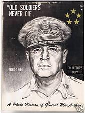 Old Soldiers Never Die - Jim Matthews sc/vg 1st ed 1964