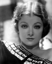 MYRNA LOY 8X10 GLOSSY PHOTO PICTURE