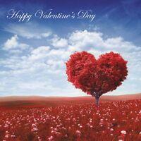 Valentines Day Blank Card Husband Wife Boyfriend Girlfriend Partner Love Roses