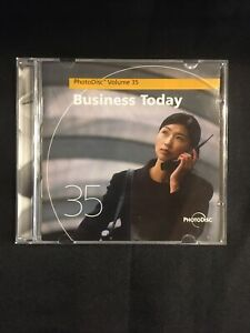 PhotoDisc Business Today Volume 35