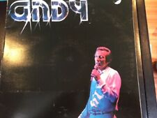 MINT ANDY WILLIAMS VINYL LP - 'ANDY' 1976 CBS