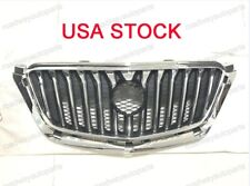 US Front Upper Bumper Radiator Grill Chrome Grille For Buick Encore 2013-2016