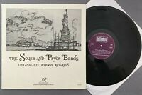 X345 The Sousa & Pryor Bands Original Records NW Records NW 282