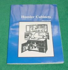 2002 HOOSIER CABINETS BOOK BY PHILIP D. KENNEDY Softcover 11th printing