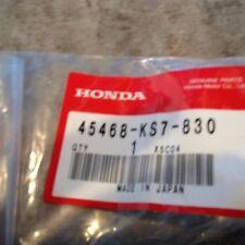 Honda Front Brake Cable Hose Guide CR250 CR125 CR500 XR400 CRF450 45468-KS7-830