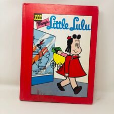 Marge's LITTLE LULU Library Vol 4 Hard Cover Book Comic Strip