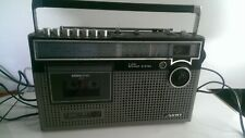 1970s HMV 45658 3 Band  Radio Cassette Recorder