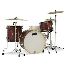 PDP Drums PDCC2213OB Concept Maple Classic Shell Pack, 22'' Kick, Ox Blood Stain