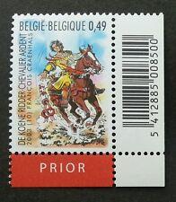 Belgium Youth Philately De Koene Ridder Comic 2003 Animation (stamp bar code MNH