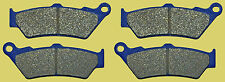 Honda NT650 Deauville front brake pads (1998-2001) FA209 type - 2 sets