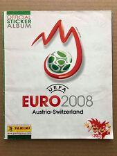 UEFA Euro 2008 Austria/Switzerland - Panini Album COMPLETE