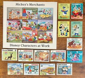 [Lot 361] 100 Assorted Worldwide Stamp Collection Off Paper - All Stamps Shown!