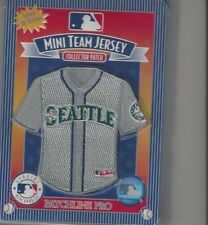 """Seattle Mariners Mini Jersey 4""""x4"""" Patch Great 2 Frame Patchline Pro OOP"""