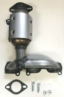 2011 2012 2013 2014 Ford Edge 3.5L & 3.7L Manifold Catalytic Converter BANK 2