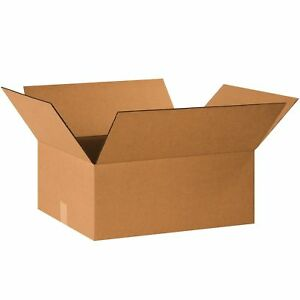 40 - 20X16X12 CORRUGATED BOXES FOR SHIPPING OR MOVING 20QTY