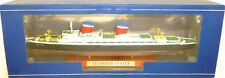 Atlas 1/1250 SS United States Ship Ocean Sailboat Model Toys Collection 7572007