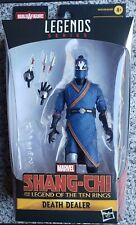 """Marvel Legends Shang-Chi Mr. Hyde series Death Dealer Action Figure no baf 6"""""""