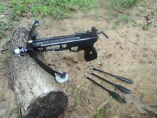 50 lbs PIRANHA Fishing pistol crossbow w/  6mm balls magazine