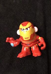 Mr Potato Head Mini Marvel Mixable Mashable Iron Man