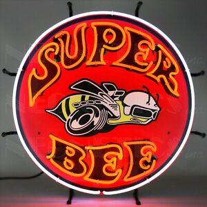 Dodge Super Bee Neon Sign - Hemi - Mopar - Charger - Challenger - Scat Pack
