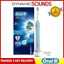 Braun Oral-B FlossAction 3D PRO600 acción Electrico Recargable Cepillo de  dientes energía fd88ab377e0f