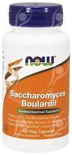 Now Foods, Saccharomyces Boulardii, Gastrointestinal Support - x60Vcaps